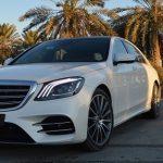 صور و سعر مرسيدس S450 2018 في السعودية
