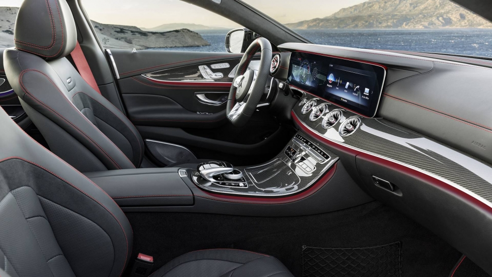 See the Mercedes CLS 53 AMG 2019 with a hybrid engine See the Mercedes CLS 53 AMG 2019 with a hybrid engine  D9 85 D9 82 D8 A7 D8 B9 D8 AF  D9 85 D8 B1 D8 B3 D9 8A D8 AF D8 B3 CLS 53 AMG 2019