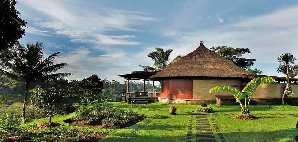 باغوس جاتي للصحة والرفاهية - السياحة في منتجعات العافية في بالي