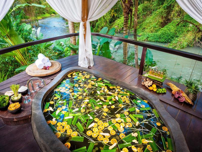 فيفليمنتس بالي - السياحة في منتجعات العافية في بالي