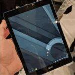 """أول هاتف لوحي من Acer يعمل بنظام """" Chrome OS """""""