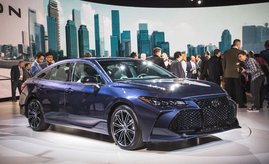 The new Avalon 2019 is being unveiled in Detroit The new Avalon 2019 is being unveiled in Detroit  D9 88 D8 A7 D8 AC D9 87 D8 A9  D8 A7 D9 84 D8 B3 D9 8A D8 A7 D8 B1 D8 A9  D8 AA D9 88 D9 8A D9 88 D8 AA D8 A7  D8 A7 D9 81 D8 A7 D9 84 D9 88 D9 86 2019
