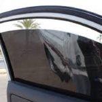 كيفية ازالة ورق التظليل من على زجاج السيارة