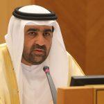 الدكتور راشد أحمد بن فهد وزير البيئة الإماراتي