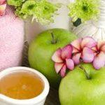طرق استخدام التفاح للعناية بالبشرة