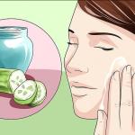 علاج احمرار الوجه من الشمس بالاعشاب