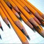 تاريخ تصنيع القلم الرصاص و تطوره