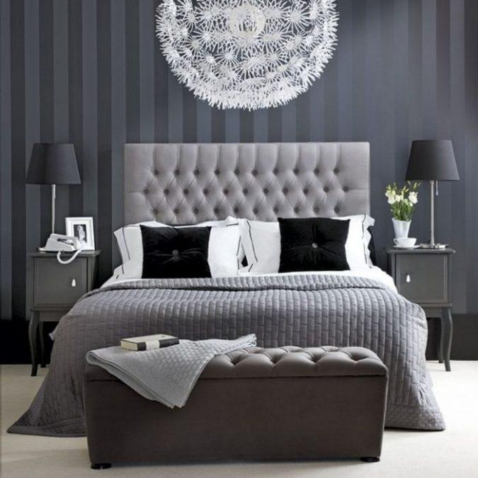 أحدث صيحات غرف النوم لعام الأزرق-الب�