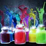 كيفية تأثير الألوان على حالتك الصحية