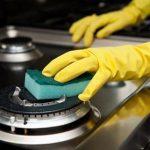 كيفية تنظيف البوتاجاز من الدهون