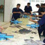 مواد التعليم الصناعي وفرص العمل به