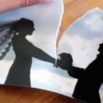 نسب حدوث الطلاق على مدار الحياة الزوجية