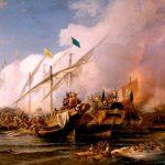 معركة بروزة وانتصار العثمانين على العصبة المقدسة