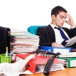 سلبيات و ايجابيات العمل المكتبي