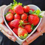 فوائد الفراولة للبشرة والشعر