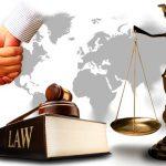 دراسة الحقوق ومجالات العمل القانوني