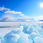 دراسة : القطب الجليدي به احتياطي كبير من الزئبق