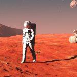 دراسة جديدة حول إمكانية وجود حياة على سطح كوكب المريخ