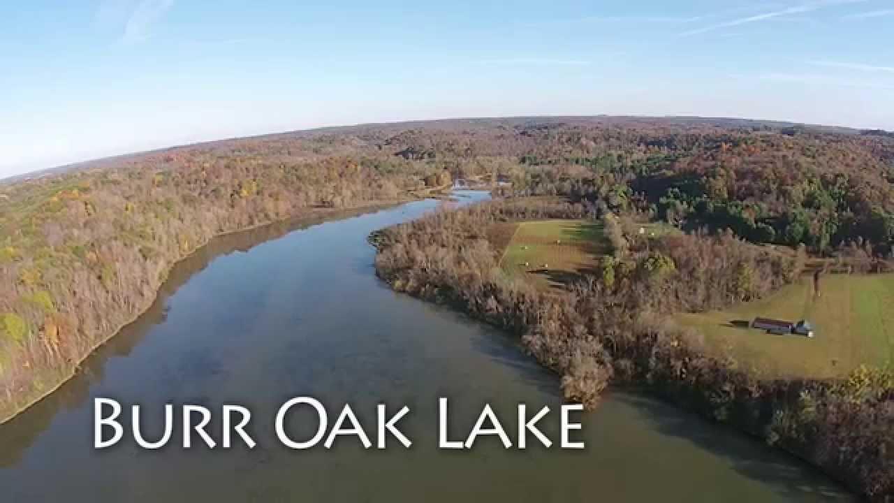 البلوط - بحيرات ولاية أوهايو الأمريكية