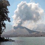 معلومات عن بركان راونج في اندونسيا