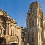 معلومات عن جامعة بريستول البريطانية