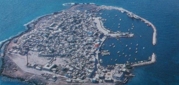 ارواد - نبذة عن جزيرة ارواد