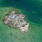 جزيرة سانتا كروز ديل يسلوت الاكثر ازدحاما في العالم