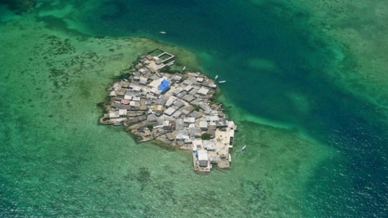 سانتا كروز - جزيرة سانتا كروز ديل يسلوت