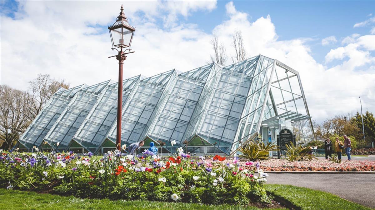 مدينة بالارات الاسترالية بالصور حدائق-بوتا�