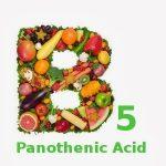 """الآثار الجانبية لتناول """" فيتامين ب 5 """" حمض البانتوثينيك"""