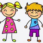 التفسير النفسي لتطورات رسومات الأطفال