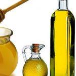 فوائد خليط زيت الزيتون والعسل للشعر