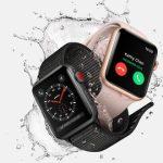 """مميزات ساعة أبل 3 الذكية """" Apple Watch Series 3 """""""