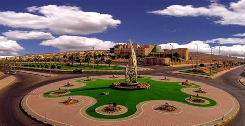 أهم الأماكن السياحية في مدينة سكاكا المرسال