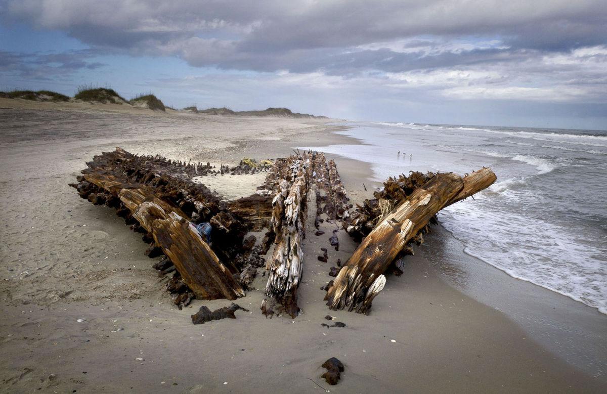 كورولا في كارولينا الشمالية - أجمل الشواطئ للأطفال بامريكا