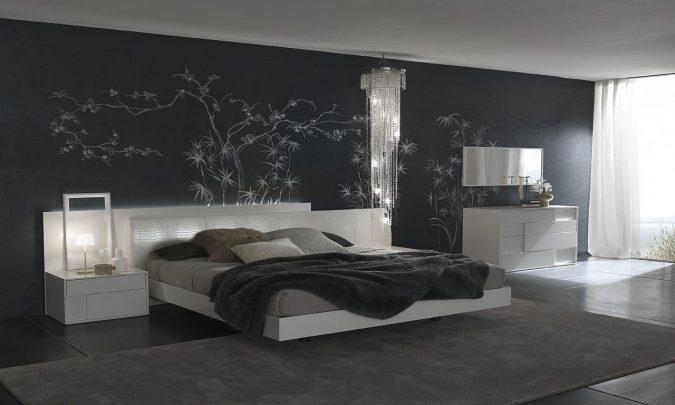 أحدث صيحات غرف النوم لعام ظلال-اللون-