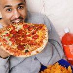 تأثير عادات الأكل على النوم