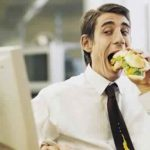 علاقة الوظائف الحديثة بالسمنة وزيادة الوزن ( دراسة )
