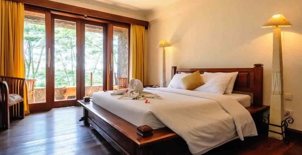 نزل ليكيفيو - اجمل 10 فنادق في كينتاماني ببالي