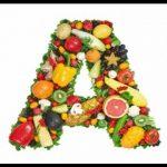 العلاقة بين فيتامين أ و البيتا كاروتين