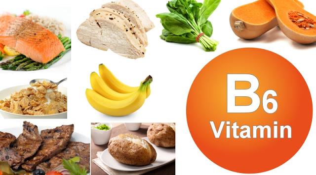 فوائد فيتامين ب 6 للبشرة المرسال