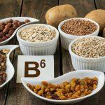 فيتامين ب 6 و تأثيره في التمثيل الغذائي