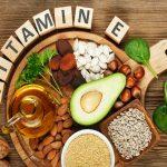 الأطعمة الغنية بفيتامين هـ ( Vitamin E )