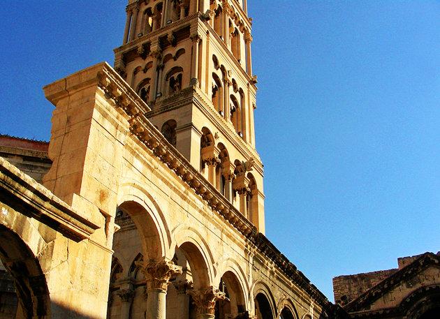القديس دومنيوس - اهم المعالم السياحية في مدينة سبليت