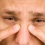 الاسعافات الاولية لكسر عظمة الانف
