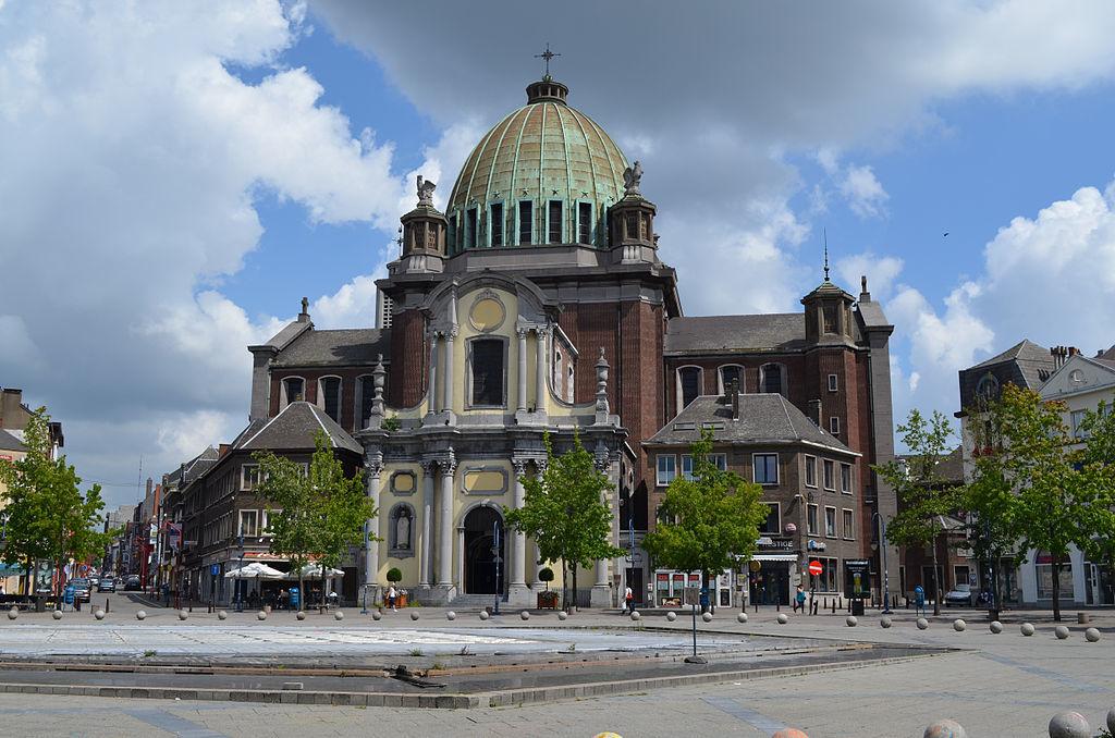 سانت كريستوفر - أفضل الأماكن السياحية في مدينة شارلروا