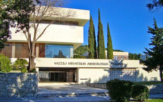 الكرواتية متحف-الآثار-الكرواتي