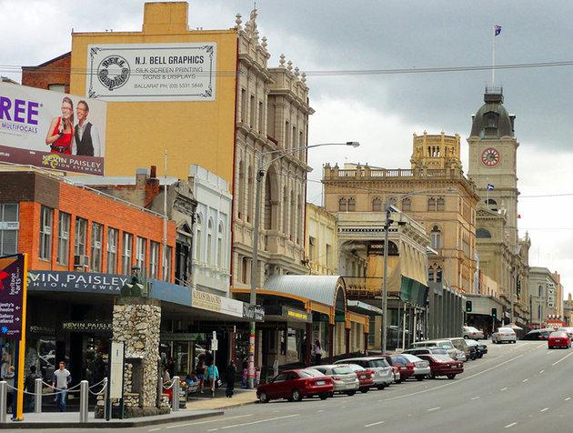 مدينة بالارات الاسترالية بالصور مدينة-بالا�