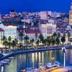 مدينة سبليت الكرواتية بالصور