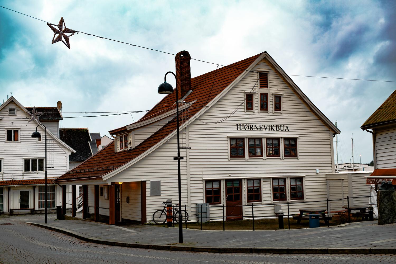 هورنيفيكبوا - مدينة فلورو النرويجية